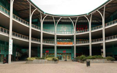 Ingresso Centro Commerciale San Donato - Firenze