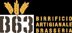 Logo Birrificio B63